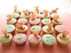 Alice in Wonderland Cupcakes | Flickr