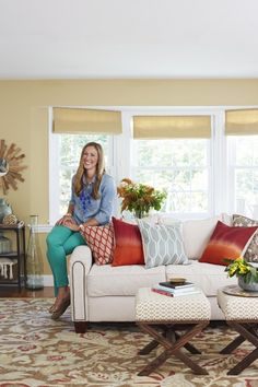 If you are thinking about reupholstering a piece of furniture, such as a couch or sofa, read the advice from one blogger who did this as a DIY project! Get her tips for selecting fabric, cutting off old fabric and sewing new fabric for your couch. This is a cheap way to get new furniture!