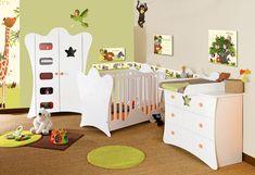 déco intérieur jungle | ... jungle , decoration chambre bebe theme ...