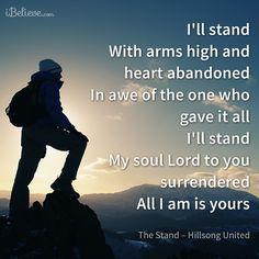 The Stand - Hillsong United #inspirations #hillsongunited