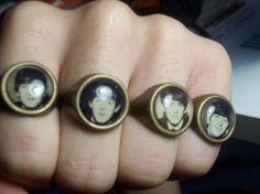 Beatle Rings