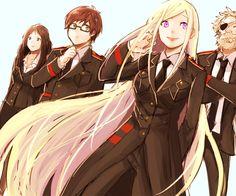 Kinuha & Kazuma & Bishamon & Kuraha   Norahami #manga