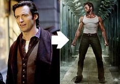 15 Exercises With Hugh Jackman: The Wolverine Workout