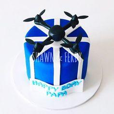 Resultado de imagen de drone cake