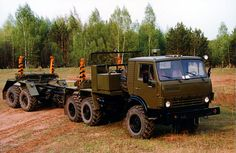 KAMAZ 4426 - Russian Army