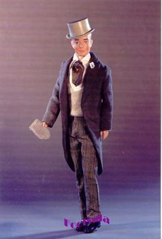 """""""Here Comes the Groom"""" from the collection of Gene Foote Ken Barbie Doll, Play Barbie, Barbie Doll House, Barbie Stuff, Barbie Dream, Vintage Barbie Dolls, Barbie And Ken, Barbie Outfits, Barbie Gowns"""