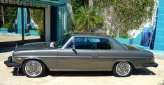Mercedes Motoring - 1974 280C Gasoline Coupe