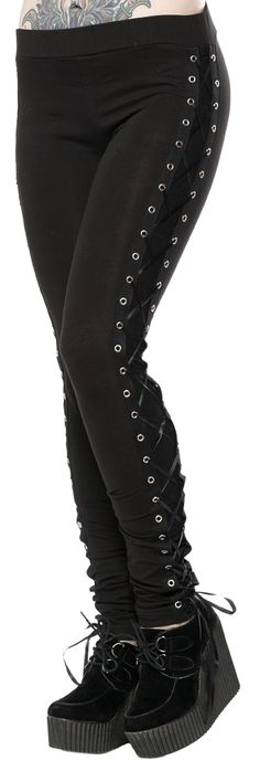 VIXXSIN CORSET LEGGINGS $35.00 #vixxsin #leggings #corset