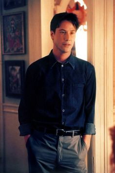 Keanu Reeves as Nelson Moss - Sweet November