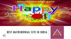 www.apnahumsafar.com is one of the finest  Punjabi matrimony, marriage,\nmatrimonial, shadi  website. we deals in all Punjabi marriages and all \nother marriages.we are personally take initiative to find your life \npartner, so if you are looking for matrimonial services in jalandhar, \nChandigarh, Punjab,India your search get over at www.apnahumsafer.com.