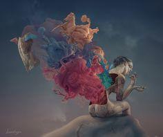 Stunning digital manipulations of Elena Vizerskaya Russian photographer
