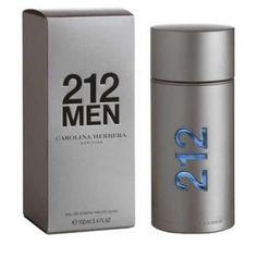 628980a318926 212 Men Nyc Carolina Herrera - Perfume Masculino - Eau de Toilette