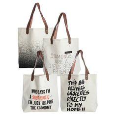 House Doctor stoere Bag / Shopper €17.50