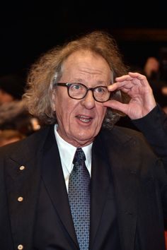 Geoffrey Rush Photos Photos - Geoffrey Rush attends the 'Final Portrait' premiere during the 67th Berlinale International Film Festival Berlin at Berlinale Palace on February 11, 2017 in Berlin, Germany. - 'Final Portrait' Premiere and Geoffrey Rush Awarded With Berlinale Camera - 67th Berlinale International Film Festival