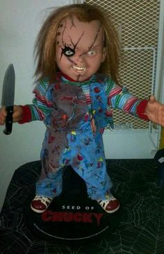 Seed Of Chucky Not Your Mothers Doll