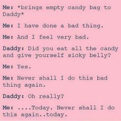 Daddys Girl Quotes, Daddy's Little Girl Quotes, Little Things Quotes, Daddys Little Princess, Daddy Dom Little Girl, Couple Goals, Ddlg Quotes, Submarine Quotes, Daddy Kitten