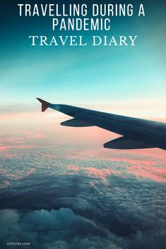 Travel has been put on a hold this year, nonetheless people, like me, still had to fly for various reasons. Here is a travel diary of my experience flying during the pandemic of COVID-19. / travel story / storytelling / travel journal / storyteller / travel stories / travel diary travelers notebook / travelers notebook