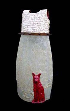 idea, glass casting. Kathleen Holmes