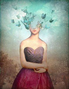 'Imagine'+by+Christian++Schloe+on+artflakes.com+as+poster+or+art+print+$22.17