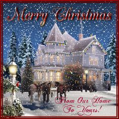 Bright 'N Joyful Christmas! Free Merry Christmas eCards, Greeting Cards | 123 Greetings