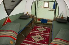 REI Kingdopm 4 - luxury camping :-)