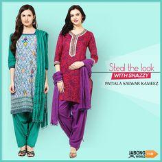 Women Salwar Suit, Salwar Suits Online, Patiala Salwar, Attitude, Campaign, Kimono Top, Sari, Medium, Stuff To Buy