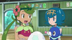lulu and lana Lulu Pokemon, First 150 Pokemon, Pokemon Fan, Anime Sisters, Girl G, Pokemon People, Jessie, Lana, Fan Art