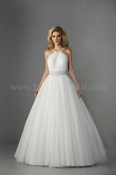 F161058 / Wedding Dresses / Jasmine Collection / Available Colours : Ivory, White