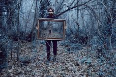 """The Mirror of Myself"" — Photographer: Michele Maglio – Mic Photo Model: Alessio Rubini"