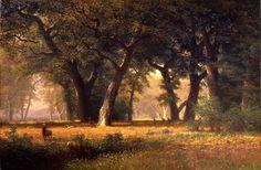 Albert Bierstadt, Forest Monarchs, after 1875