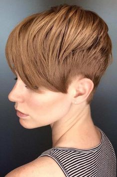 Those who think that there is nothing that can hide their flaws should discover these short haircuts for oval faces right now! #haircuts #ovalface #faceshapehairstyles