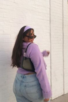 Thick Girls Outfits, Curvy Girl Outfits, Plus Size Outfits, Fat Girl Fashion, Chubby Fashion, Cute Spring Outfits, Cute Casual Outfits, Indie Outfits, Fashion Outfits