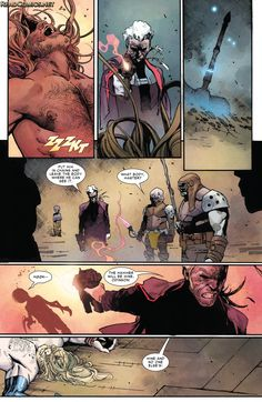 The Unworthy Thor (2016-) 2 Page 18