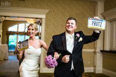 Cute- Unique Wedding Ideas - Unique Weddings | Wedding Planning, Ideas & Etiquette | Bridal Guide Magazine