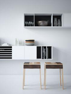 nothingtochance:  White Styling /Blackhaus Studio