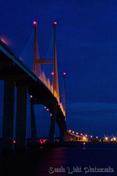 Sidney Lanier Bridge, Brunswick, GA