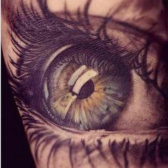 #eyetattoo eye tattoo. this is just so crazy