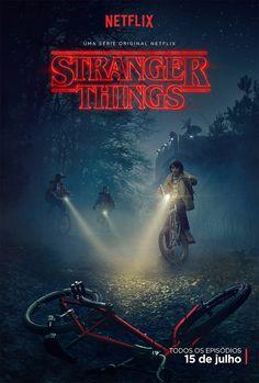 """Assista ao primeiro trailer de """"Stranger Things"""", nova série da Netflix"""