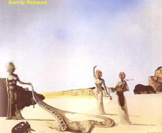 dali 3 women melted instruments - Google Search