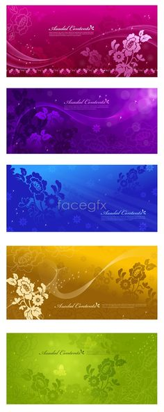 Dark dream flower background vector
