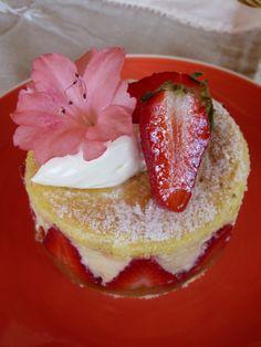 Un fraisier délicatement parfumé à la cardamome par Barbasucre #BattleFood