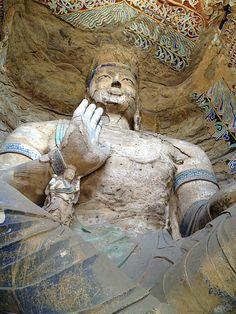 Bezeklik Thousand Buddha Caves - China
