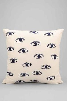 Magical Thinking Embroidered Eye Pillow $39