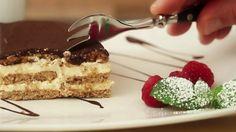 Rýchlo zabudnete na obľúbené Tiramisu, tento nepečený dezert je 1000 krát lepší a jednoduchší
