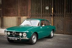 Alfa Romeo 1750 GTV #alfa #alfaromeo #italiandesign