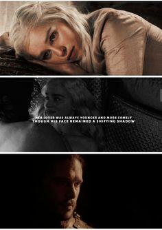 Jon x Dany #GameofThrones #Jonerysedit #quote #jonsnow #daenerys