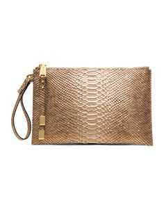 Hey there, gorgeous Michael Kors Clutch! I think I have a crush on you!
