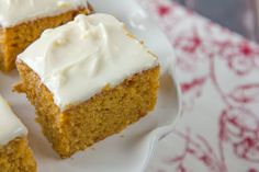 Another recipe that I just have to try but need to post to save.  This looks and sounds like a great alternative to traditional pumpkin pie.