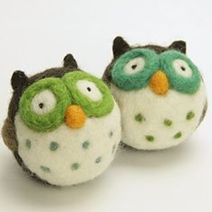 Kids' Felt Craft Kits - Woolbuddy Needle Felting Kit Owl  Arts and Crafts Wool Kit for Decorations Ornaments or Family Projects  Fun Easy Rewarding ** Learn more by visiting the image link.