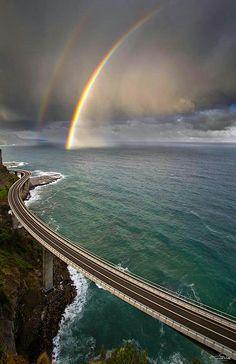 Una impresionante fotografía